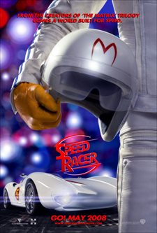 Speed Racer Theatrical Review