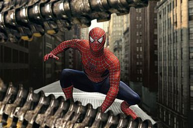 Spider-man 2 © Columbia Pictures. All Rights Reserved.