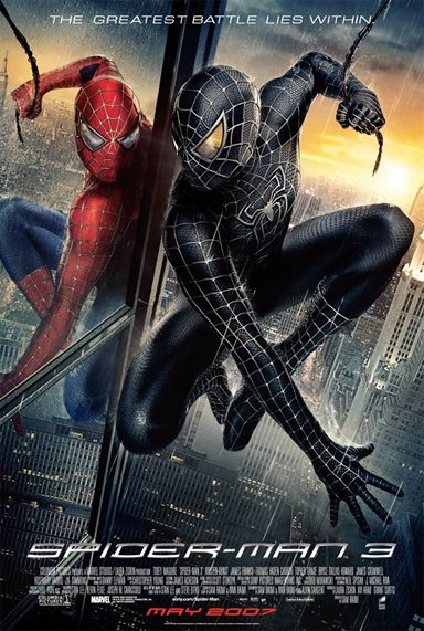Spider-man 3 © Columbia Pictures. All Rights Reserved.