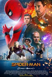 Spider-Man: Homecoming Theatrical Review