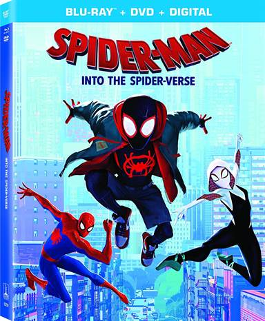 Spider-Man: Into The Spider-Verse Blu-ray Review