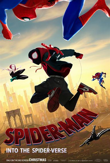 Spider-Man: Into The Spider-Verse Theatrical Review
