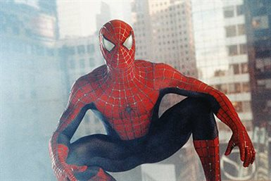 Spider-man © Columbia Pictures. All Rights Reserved.