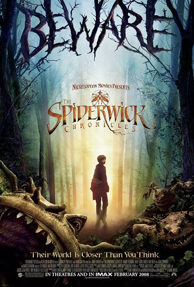 The Spiderwick Chronicles © Paramount Pictures. All Rights Reserved.