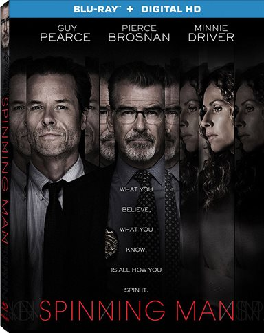 Spinning Man Blu-ray Review