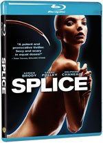 Splice Blu-ray Review