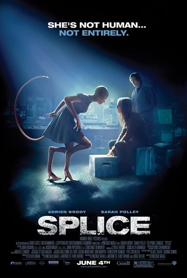 Splice © Senator Entertainment. All Rights Reserved.