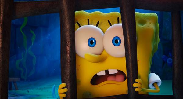 The SpongeBob Movie: Sponge on the Run © Paramount Pictures. All Rights Reserved.