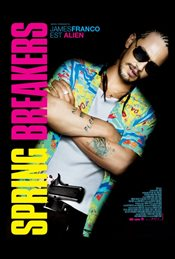 Spring Breakers Theatrical Review