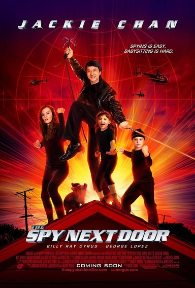 The Spy Next Door © Lionsgate. All Rights Reserved.