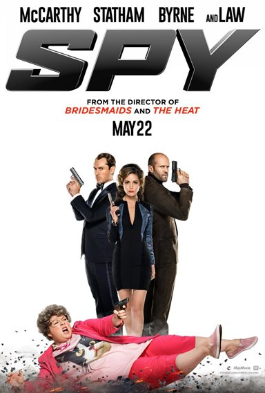 Spy Theatrical Review