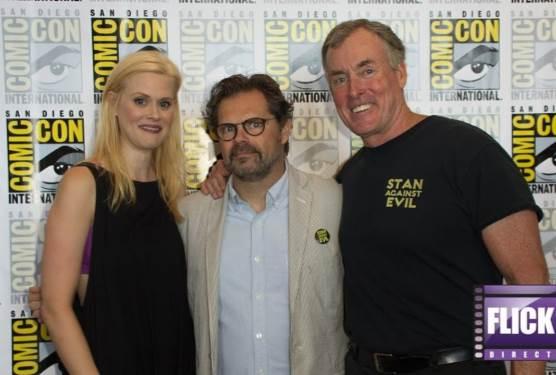 Stan Against Evil Cast Talks About Season 2