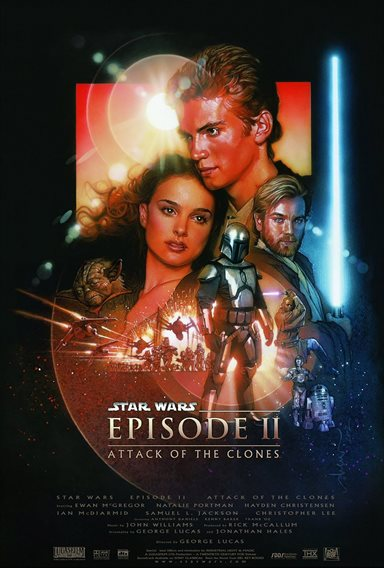 Star Wars: Episode II - Attack of the Clones © 20th Century Fox. All Rights Reserved.