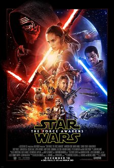 Star Wars: Episode VII - The Force Awakens Theatrical Review