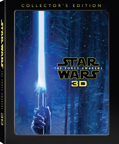 Star Wars: The Force Awakens 3D Collector's Edition Blu-ray Review
