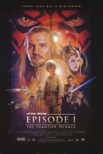 Star Wars: Episode I - The Phantom Menance poster