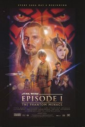 Star Wars: Episode I - The Phantom Menance Theatrical Review