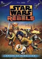 Star Wars: Rebels DVD Review