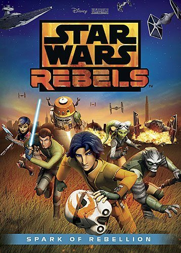 Star Wars Rebels: Spark of Rebellion DVD Review