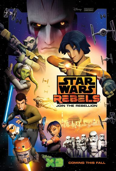 Star Wars: Rebels © Lucasfilm. All Rights Reserved.