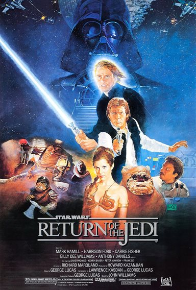 Star Wars: Episode VI -  Return of the Jedi © 20th Century Fox. All Rights Reserved.