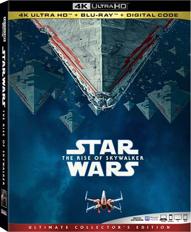 Star Wars: The Rise of Skywalker 4K Ultra HD Review
