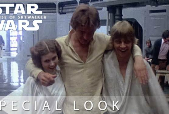 Special Look At The Star Wars Saga