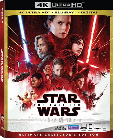 Star Wars: The Last Jedi 4K Ultra HD Review