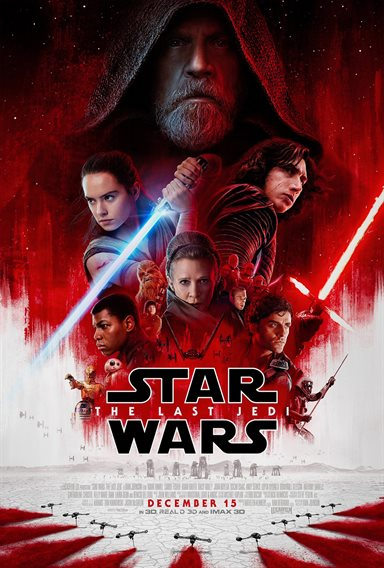 Star Wars: The Last Jedi © Walt Disney Pictures. All Rights Reserved.