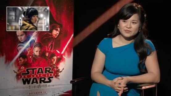 Last Jedi Star Kelly Marie Tran Drops Exclusive Story Details