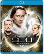 Stargate Universe - SGU: Season 1.5 Blu-ray Review
