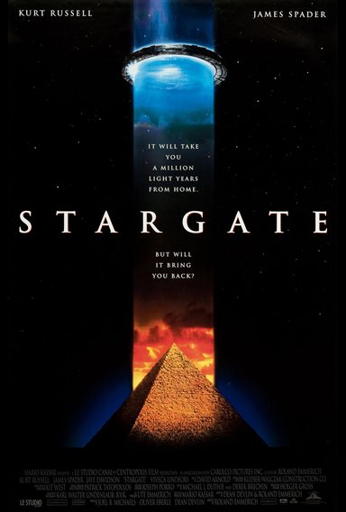 Stargate © Carolco Pictures. All Rights Reserved.