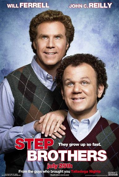 Step Brothers © Columbia Pictures. All Rights Reserved.