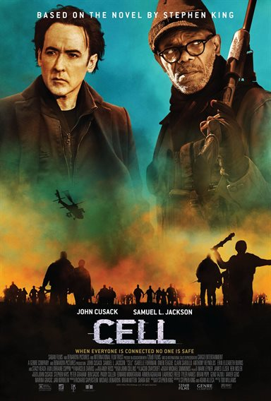 Cell © Saban Films. All Rights Reserved.