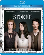 Stoker Blu-ray Review