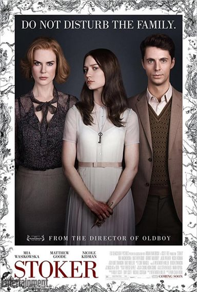 Stoker © Fox Searchlight Pictures. All Rights Reserved.