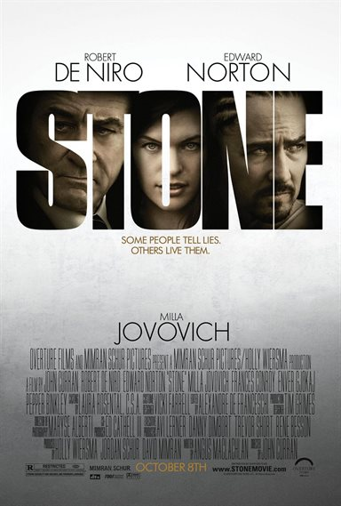 Stone © Overture Films. All Rights Reserved.