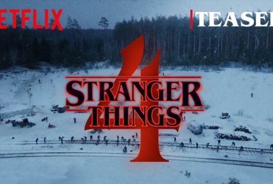 Stranger Things 4 | From Russia with love…