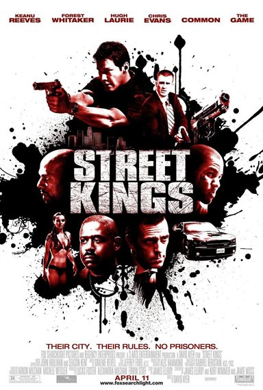 Street Kings © Fox Searchlight Pictures. All Rights Reserved.
