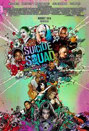 Suicide Squad Theatrical Review