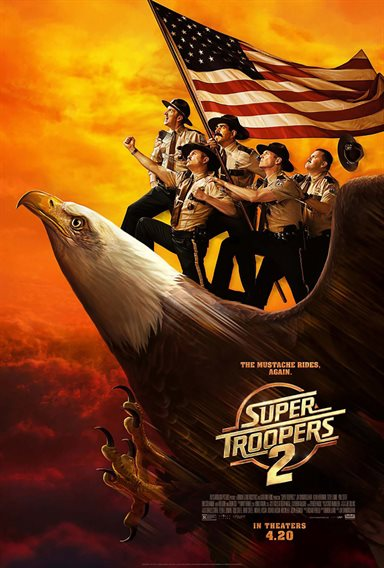 Super Troopers 2 © Fox Searchlight Pictures. All Rights Reserved.
