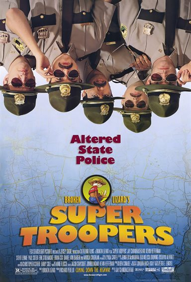 Super Troopers © Fox Searchlight Pictures. All Rights Reserved.
