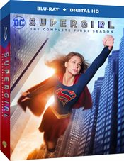 Supergirl Blu-ray Review