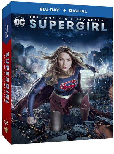 Supergirl: The Complete Third Season Blu-ray Review