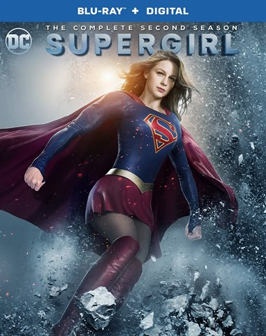 Supergirl: The Complete Second Season Blu-ray Review