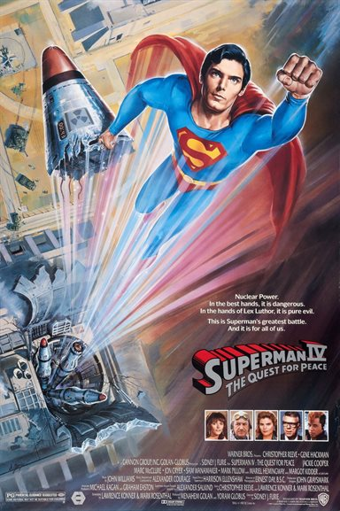 Superman IV: The Quest for Peace © Warner Bros.. All Rights Reserved.