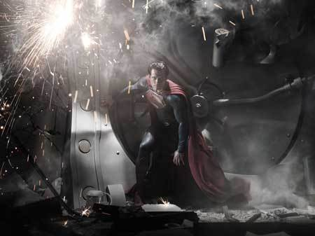 Man of Steel © Warner Bros.. All Rights Reserved.