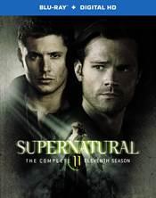 Supernatural Blu-ray Review