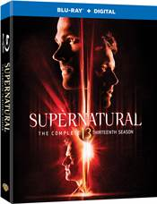 Supernatural Blu-ray Review