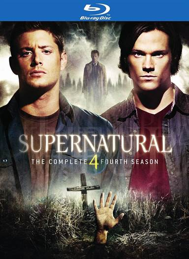 Supernatural Season Four Blu-ray Review